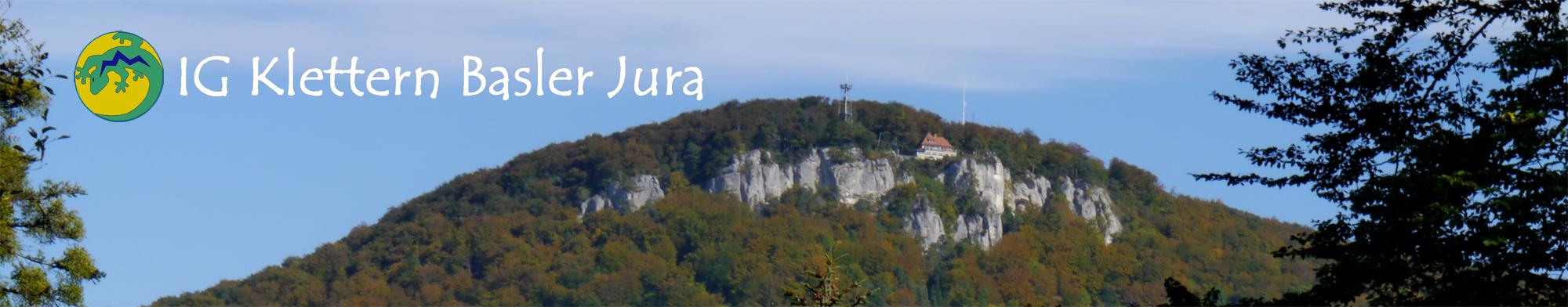 IG Klettern Basler Jura
